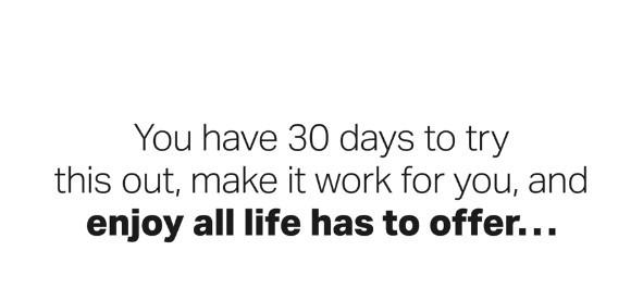 100K online secret 30 day guarantee