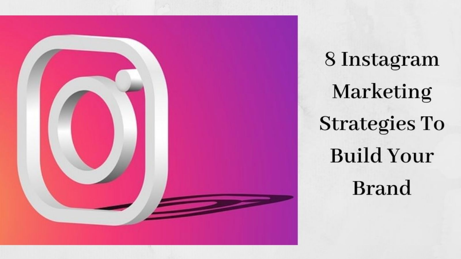 How To Grow Your Brand On Instagram - IG Logo