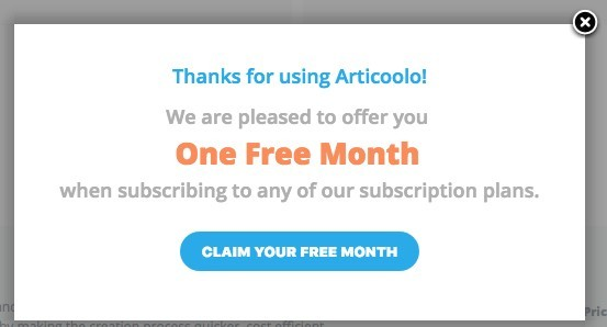 Save Time With Articoolo