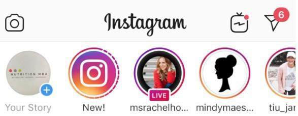 instagram stories icon