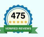 475 verified reviews button