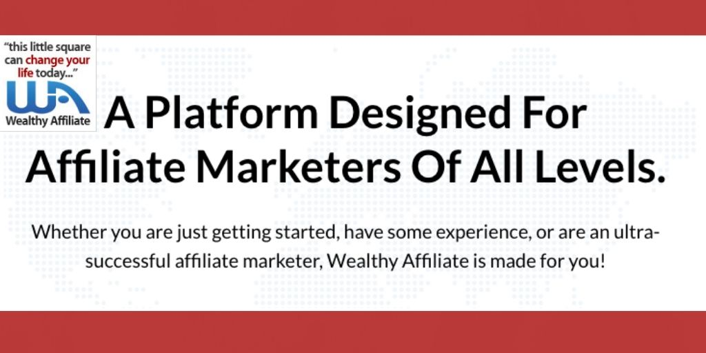 Is Wealthy Affiliate The REAL Deal - Affiliate Marketing Graphic