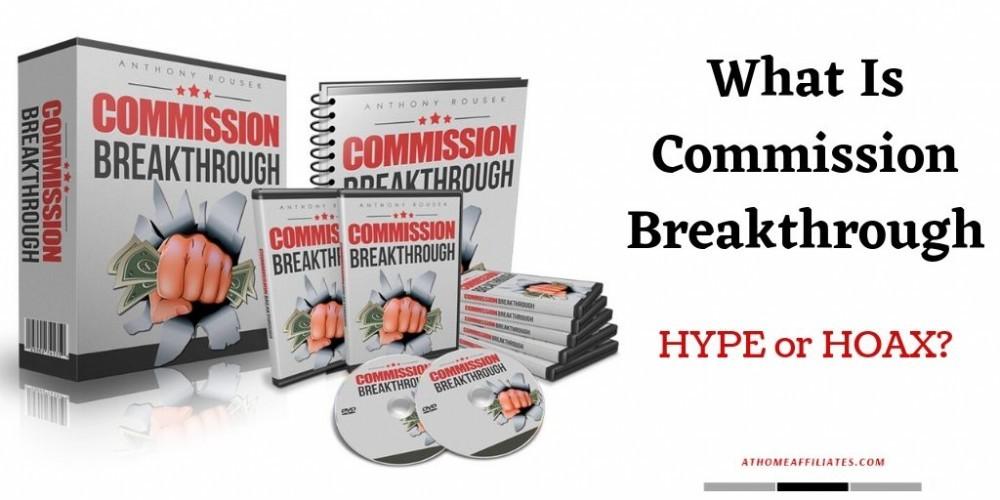 commission breakthrough graphic