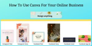 how to use canva banner