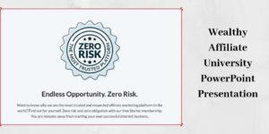 wealthy affiliate low risk logo