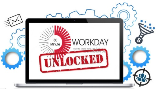The 30 Minute Workday - Logo