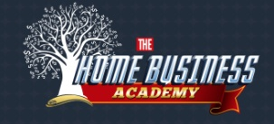 Making Money Working From Home - Home Business Academy Graphic