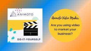 Animoto Video Maker - Logo