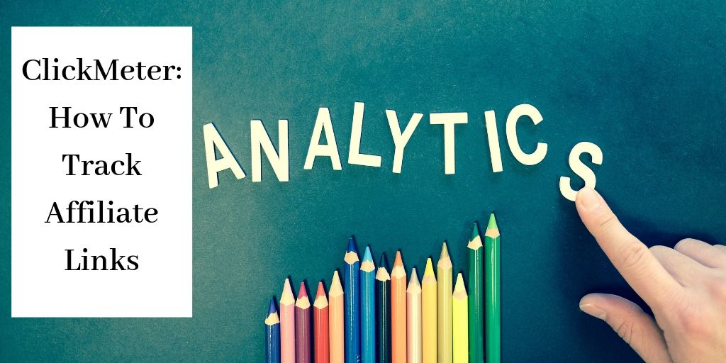 the word analytics above colored pencils