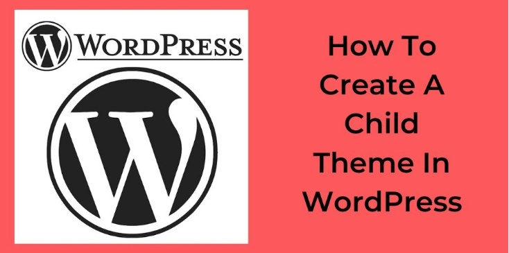 Create A Child Theme - WordPress Logo