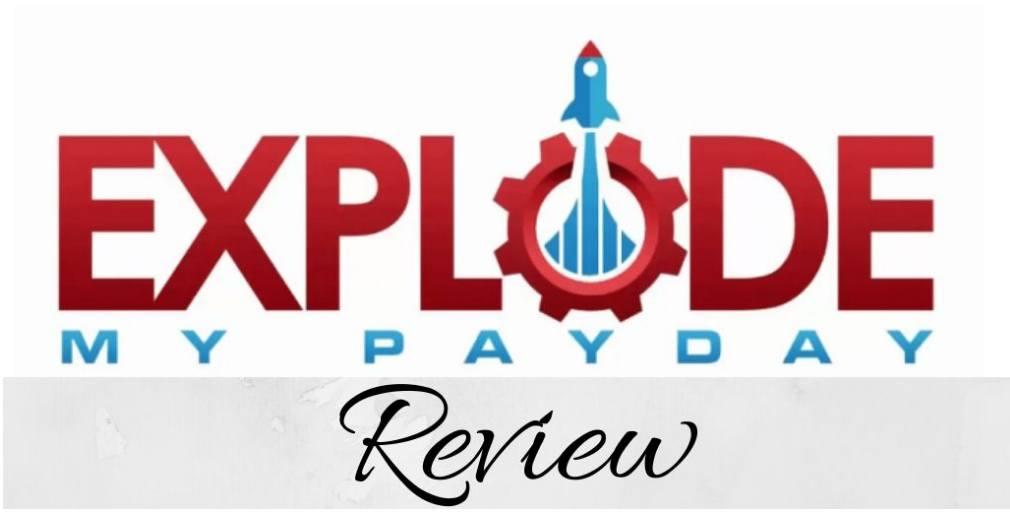 Explode My Payday - Logo