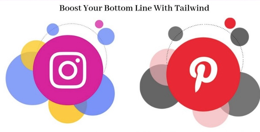 How To Explode Your Business - Instagram and Pinterest Logos