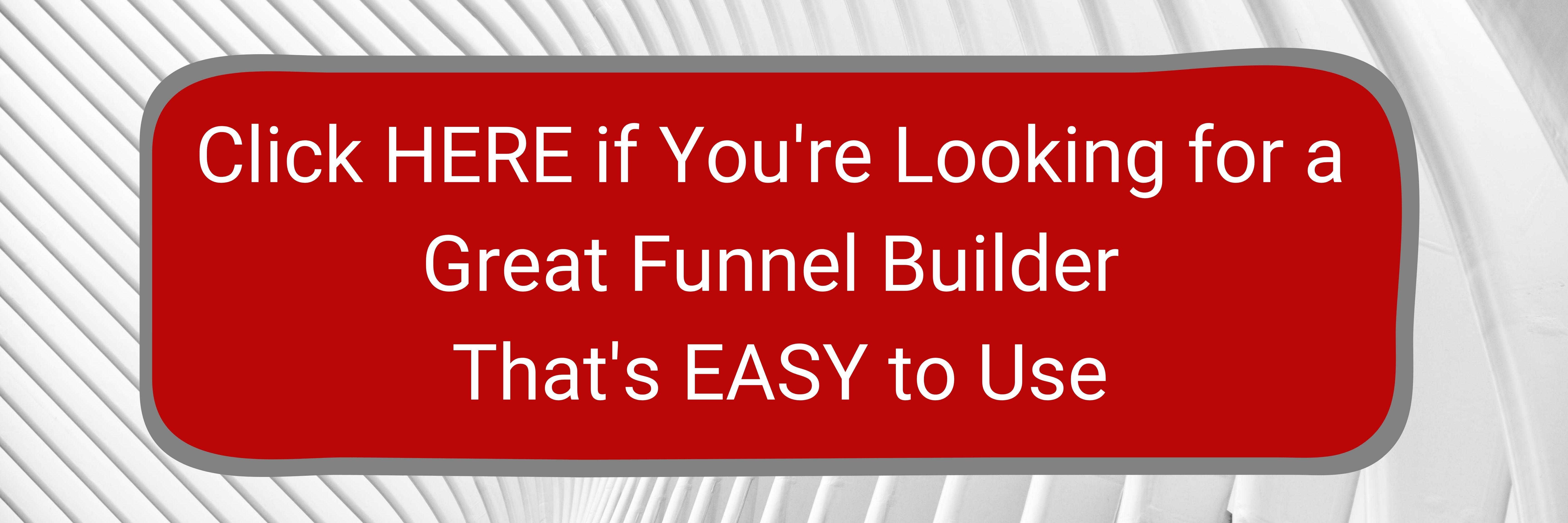 Affiliate Marketing Tools - Funnel Builder Banner