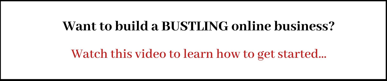Site Content - Build A Business Online Banner