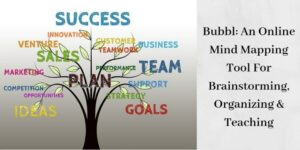 Free Mind Mapping Tool For Brainstorming Ideas - Success Tree