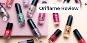 Oriflame Review - Nail Polish