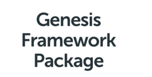 genesis framework package