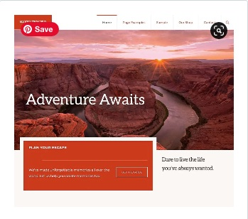 StudioPress Themes - Adventure Awaits Theme Screenshot