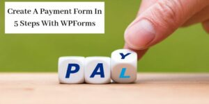 How To Create A Donation Form - PayPal Cubes