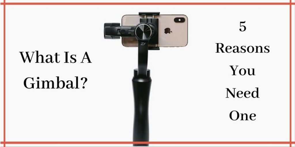 What Is A Gimbal - Gimbal Graphic