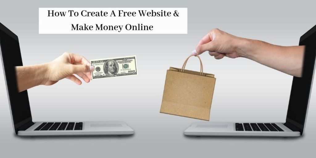 How To Create A Free Website - Two Computers
