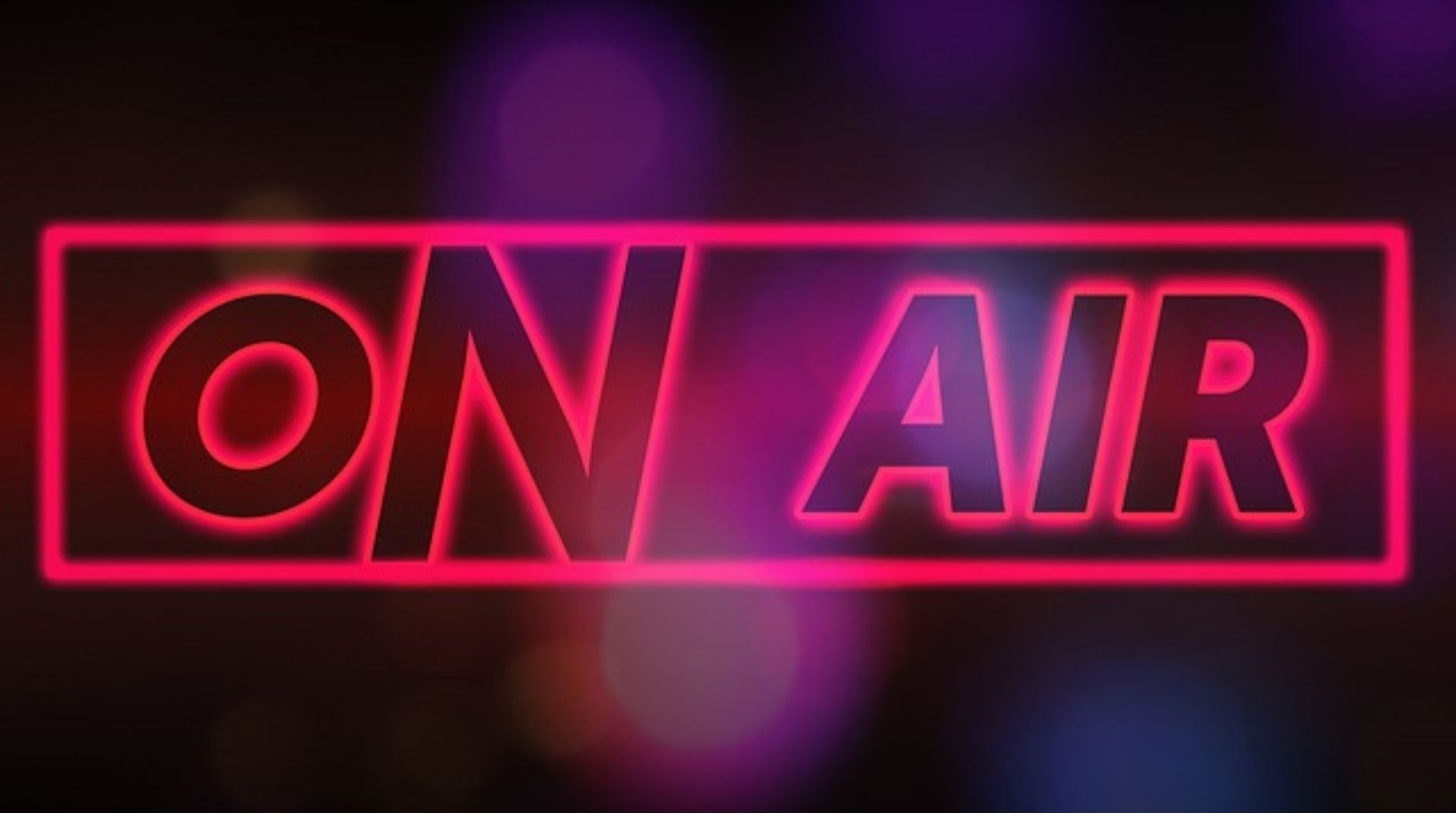 Start Your Own Podcast - On Air Sign