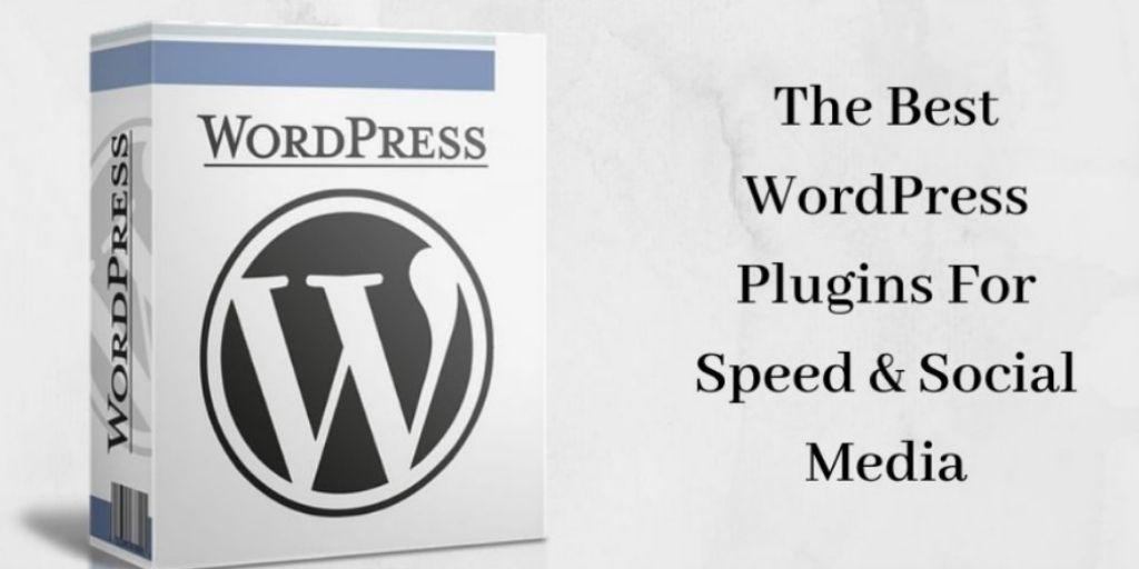 The Best WordPress Plugins For Speed And Social Media - WordPress Logo