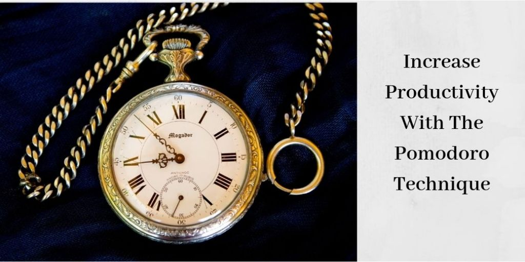 Does The Pomodoro Technique Work - Gold Pocket Watch