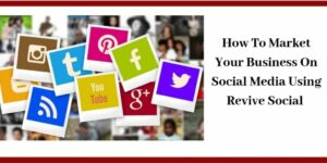 Market Your Business On Social Media - Social Media Icons