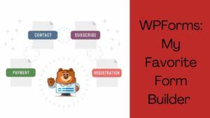 WPForms for WordPress - Homepage Graphic