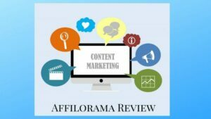 Affilorama Review - Content Creation Graphic