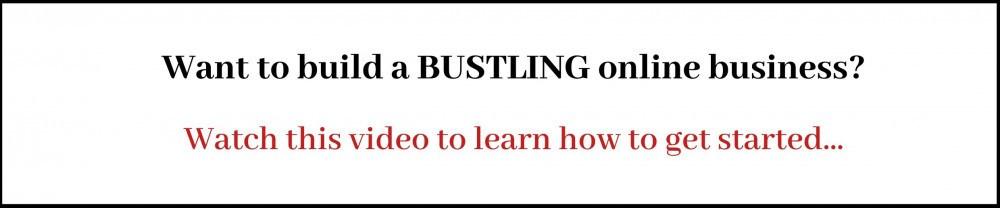 Build A Bustling Business Banner