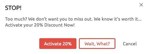 discount on 100K Online Secret
