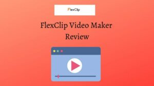 FlexClip Video Maker Review - Graphic With Video Icon