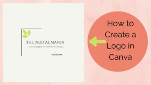 How To Create A Logo In Canva - Logo
