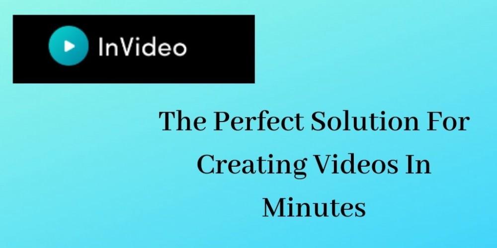 InVideo Review - InVideo Logo