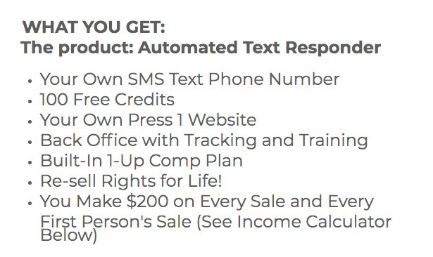 Press 1 Cash Review- Automated Test Responder Graphic