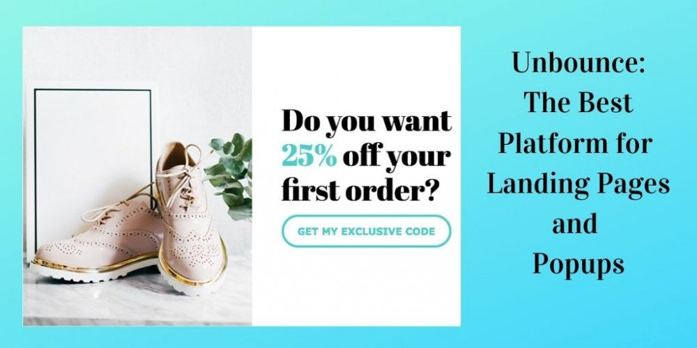 Unbounce Landing Pages - Example Of Landing Page